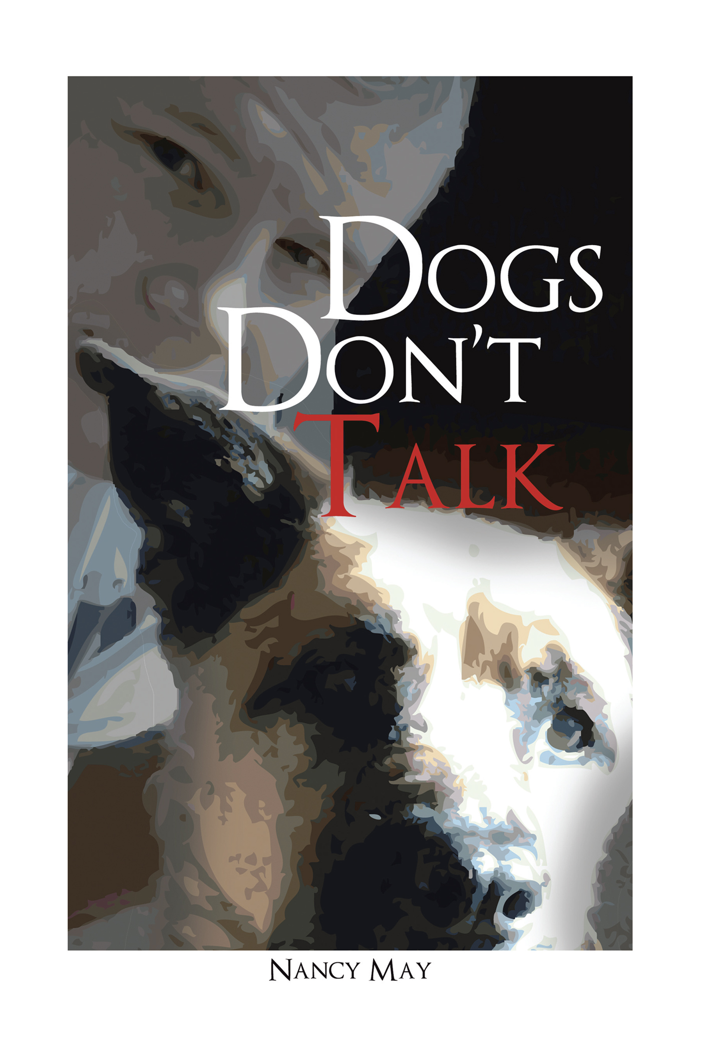 Book Review – Dogs Don't Talk by Nancy May
