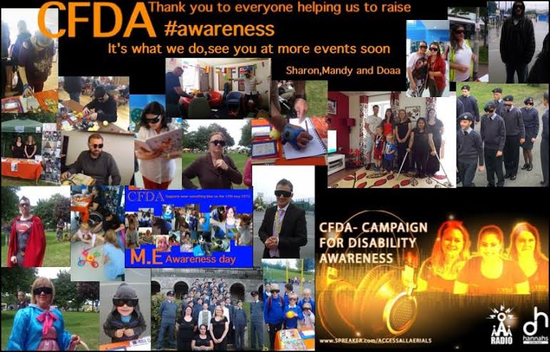 Step into my Shoes campaign by Campaign for Disability Awareness Lessons