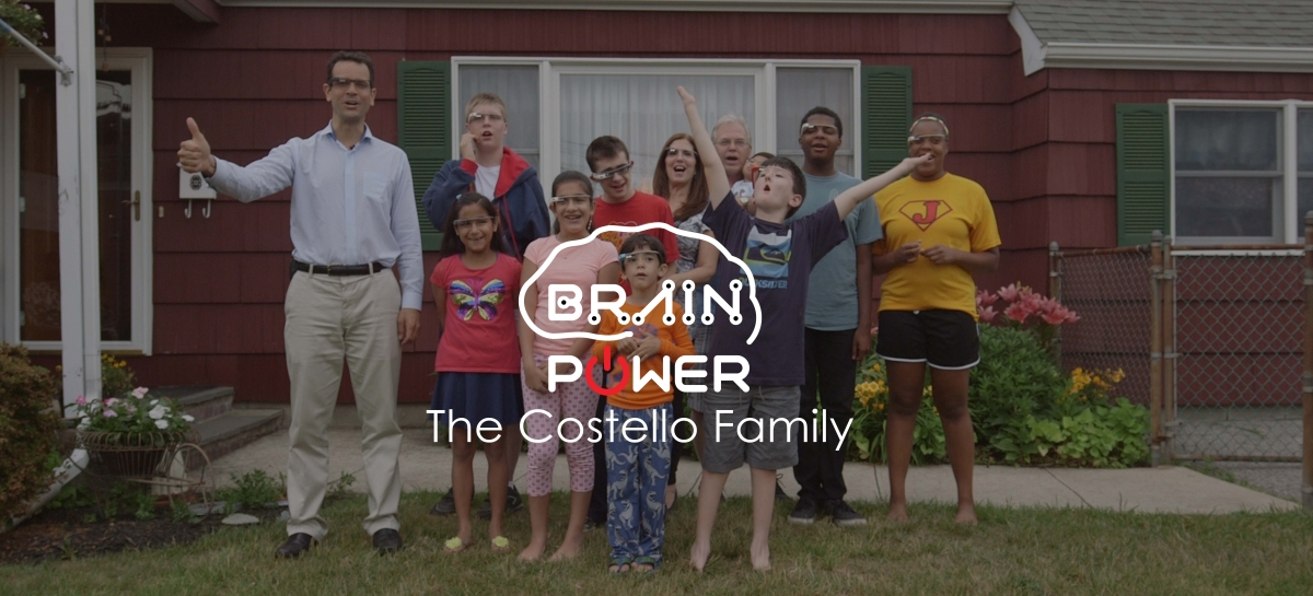 The Costellos: A Big and Special Family