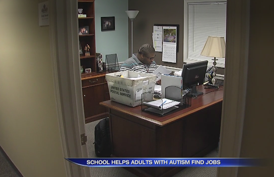 Pennsylvania school helps adults with ASD find work – w/video