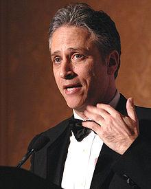 Jon Stewart raises $2.2 million for autism charity on his last show – w/video