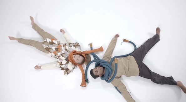 Clothing range by Caravan designed for children with autism – w/video