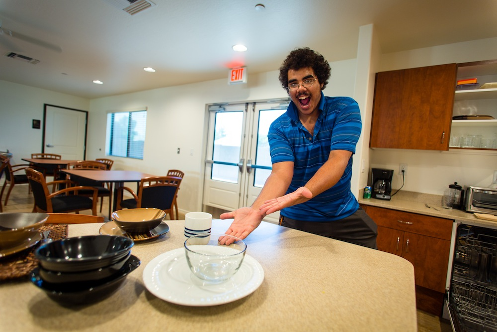 SARRC, First Place™ and GateWay Community College Partner to Offer Independent Living Skills Classes for Adults with Autism