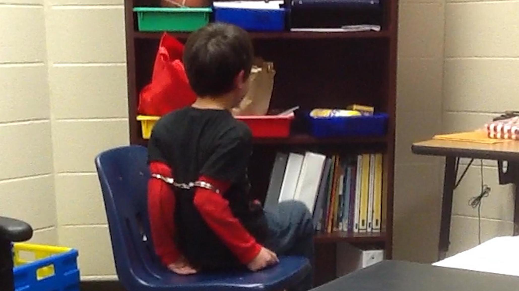Kentucky case spotlights problem of untrained law enforcement disciplining students with disabilities: w/video