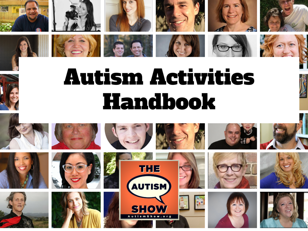 Autism Activities Handbook partners with Paper Clouds Apparel and Autistic Artist to Launch Kickstarter Campaign